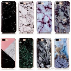 7️⃣/8️⃣ & 6️⃣ Granite Marble Iphone Case